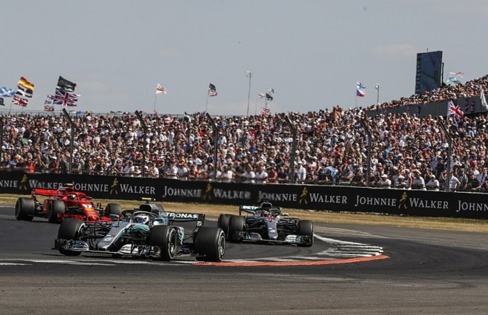 Silverstone Formel 1 & Camping 2020